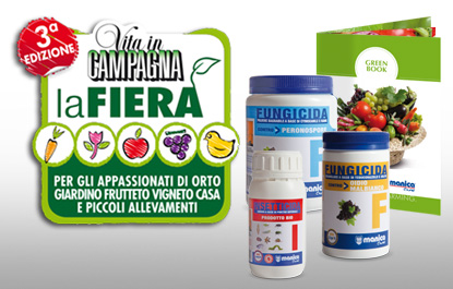 Vita in campagna carta verde e coupons