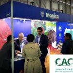 Stand Manica al CAC di Shanghai 2018